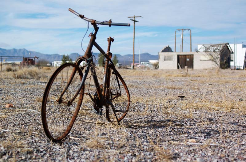 Love this old bike.