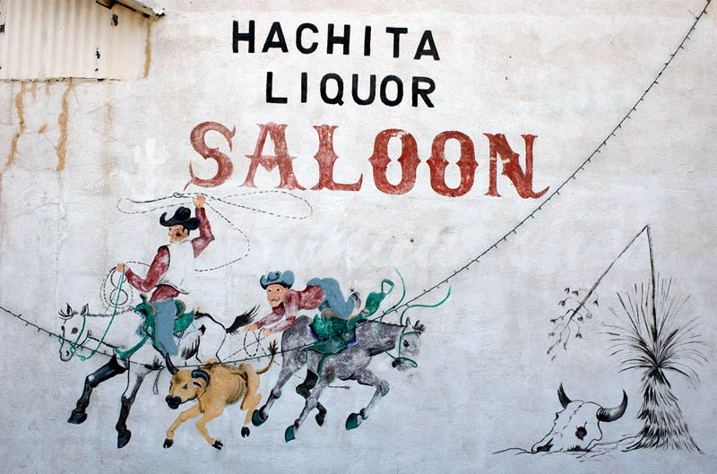 The Saloon is also closed.